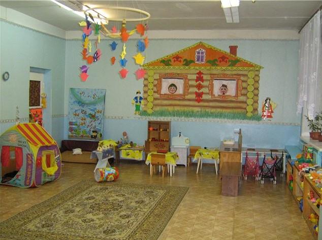 Домик для детского садика своими руками фото фото 188